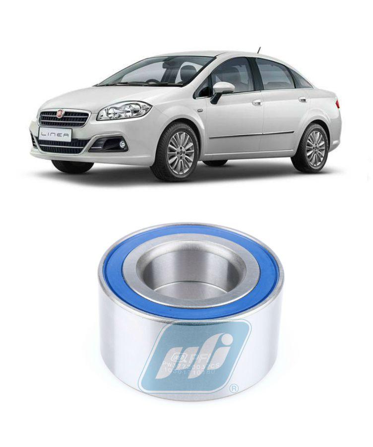 Rolamento de Roda Dianteira FIAT Linea (1.8L/1.9L) 2008-2014  sem ABS