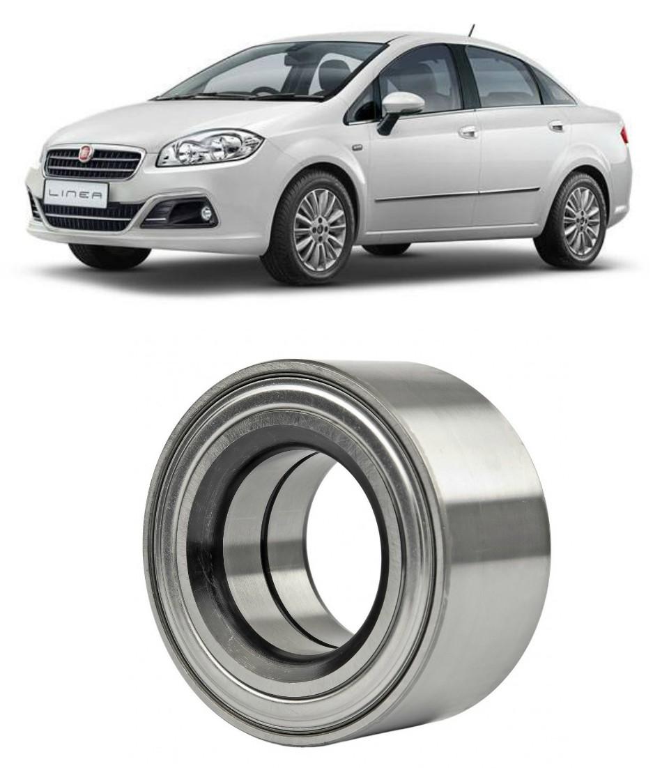 Rolamento de Roda Dianteira FIAT Linea Tjet 2009 até 2013, sem ABS