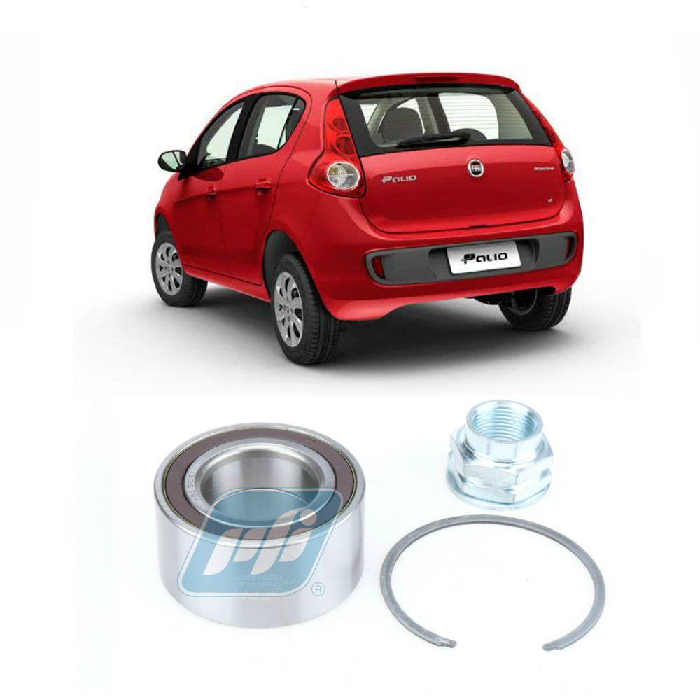 Rolamento de Roda Dianteira FIAT Novo Palio 2012 até 2018, com ABS