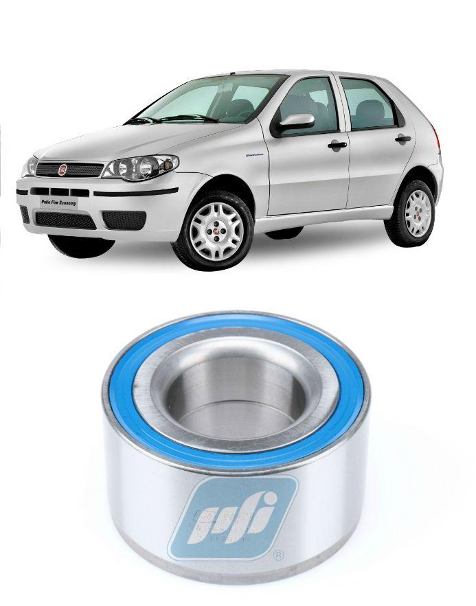 Rolamento de Roda Dianteira FIAT Palio (1.8L) 2003 até 2014 sem ABS