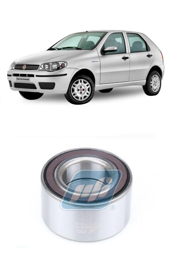 Rolamento de Roda Dianteira FIAT Palio 2005 até 2017 com ABS