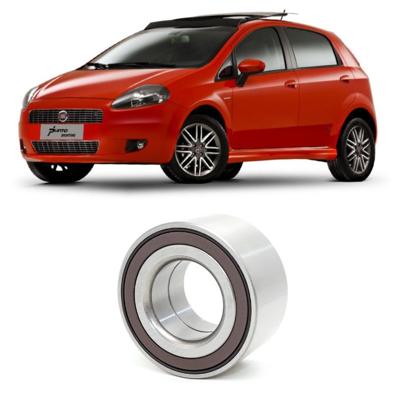 Rolamento de Roda Dianteira FIAT Punto 1.4L, 2007 até 2016, Com ABS