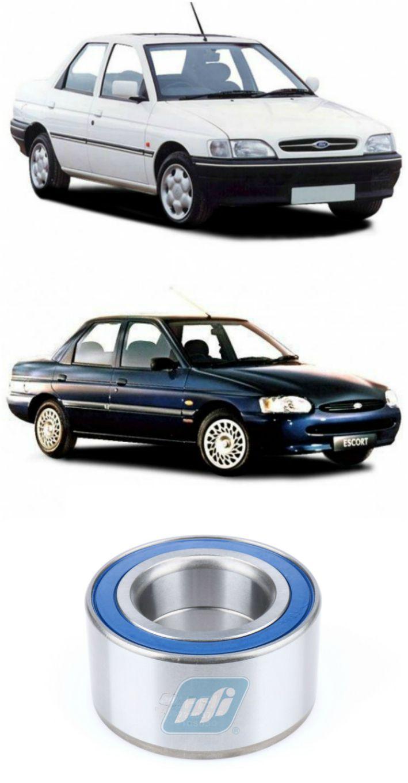 Rolamento de Roda Dianteira FORD Escort 1994 até 2003