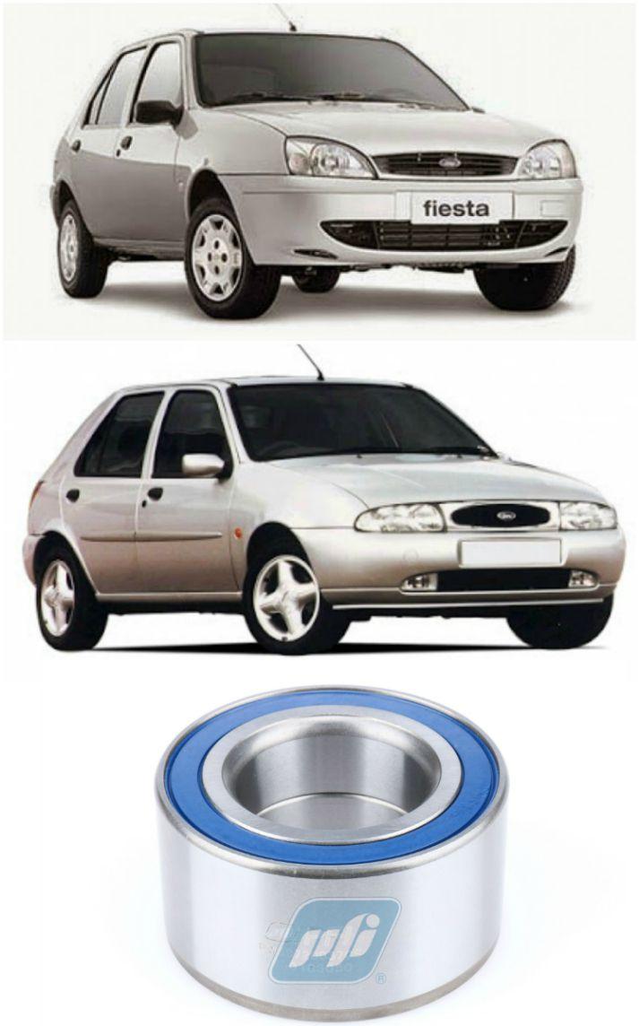 Rolamento de Roda Dianteira FORD Fiesta 1995 até 2004