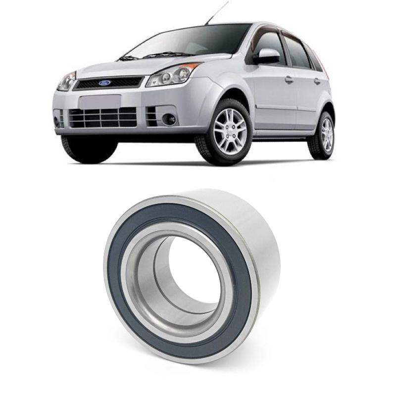 Rolamento de Roda Dianteira FORD Fiesta 2002 até 2014 sem ABS