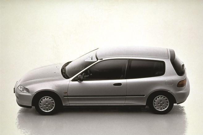Rolamento de Roda Dianteira HONDA Civic 1992-1995, sem ABS