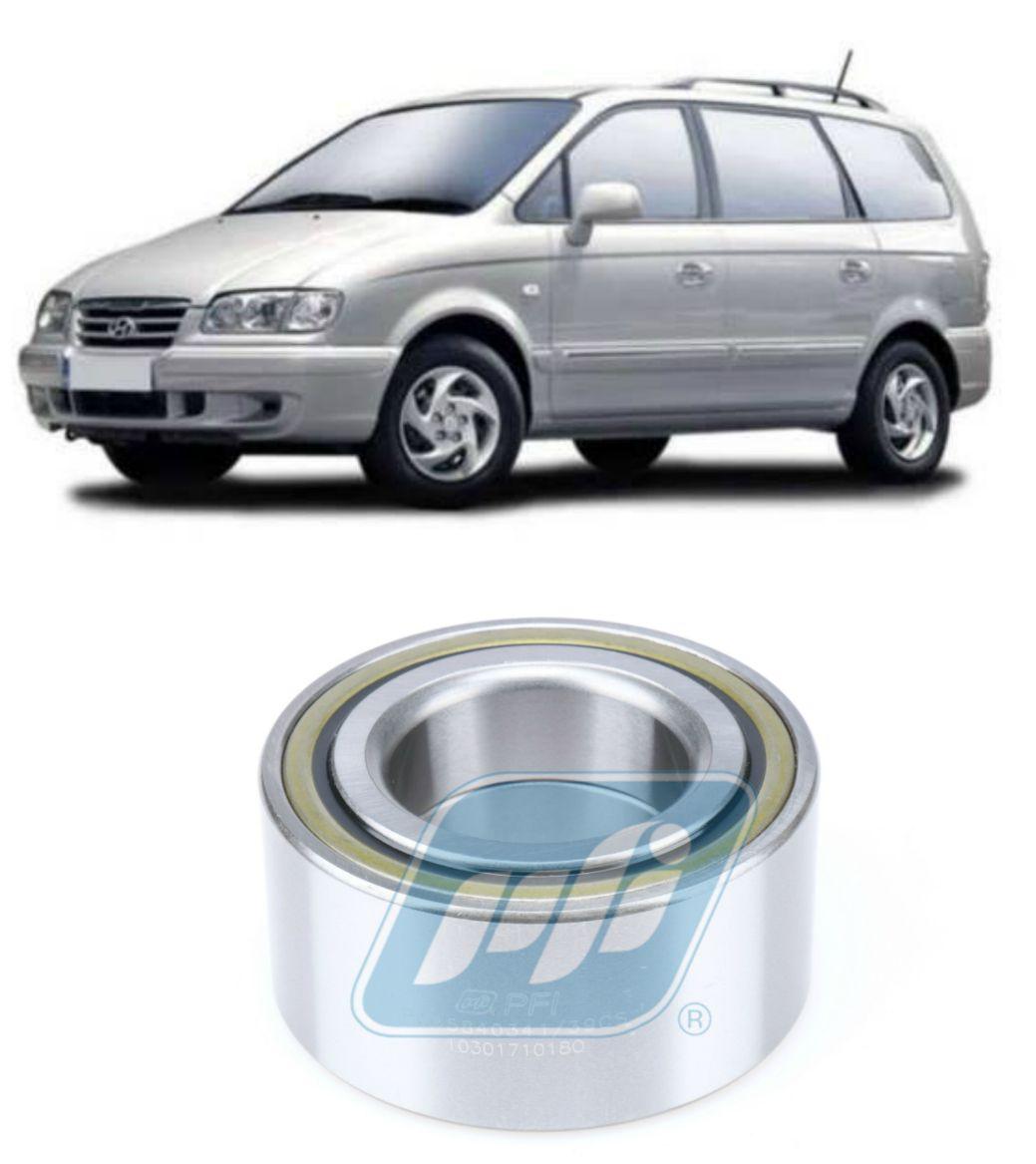 Rolamento de Roda Dianteira HYUNDAI Trajet 2000 até 2008.