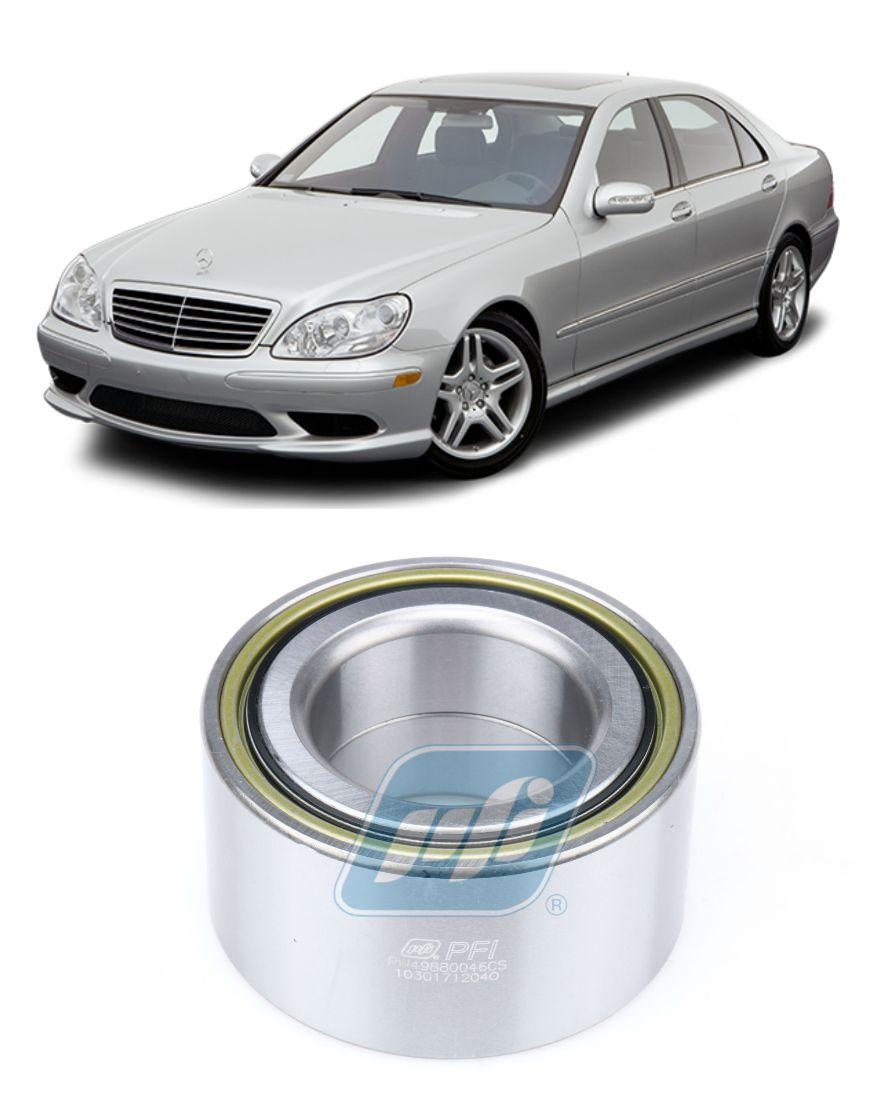 Rolamento de Roda Dianteira MERCEDES BENZ S500 2002 até 2005, 4matic