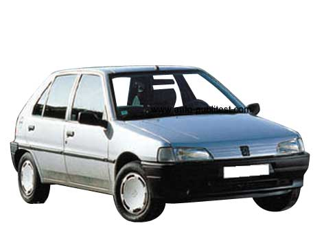 Rolamento de Roda Dianteira PEUGEOT 106 1991-1999