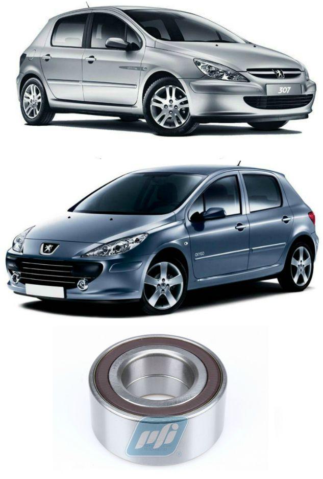 Rolamento de Roda Dianteira PEUGEOT 307 2000-2012 com ABS