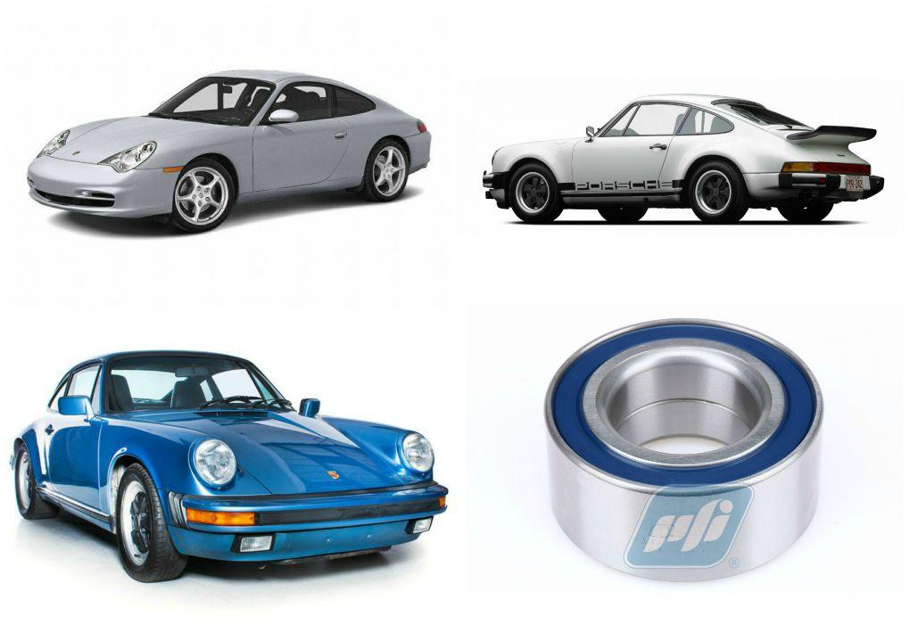 Rolamento de Roda Dianteira PORSCHE 911 1990 até 2005