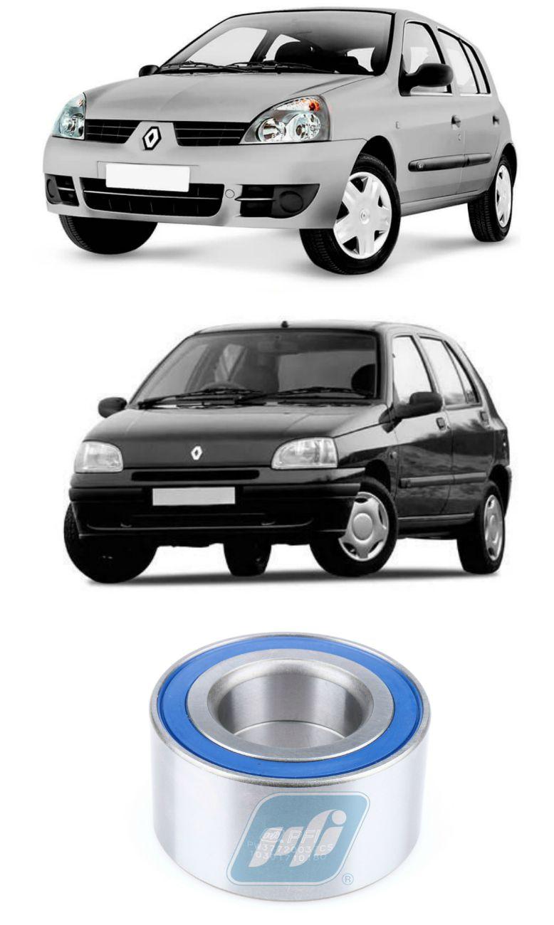Rolamento de Roda Dianteira RENAULT Clio (1.0L) 1996-2016