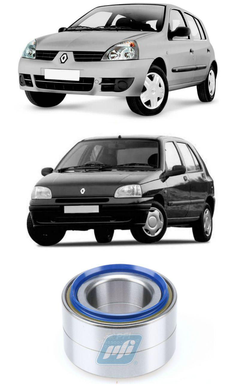 Rolamento de Roda Dianteira RENAULT Clio (1.0L) 1996 até 2016