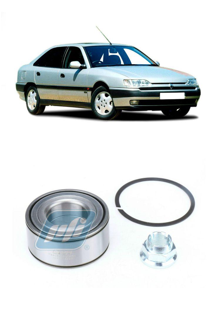 Rolamento de Roda Dianteira RENAULT Safrane 1991 até 1996, sem ABS