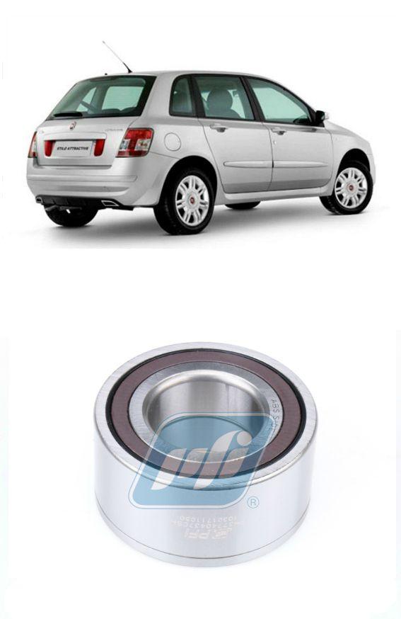 Rolamento de roda Dianteira Stilo (1.8L) 2002-2011, com e sem ABS