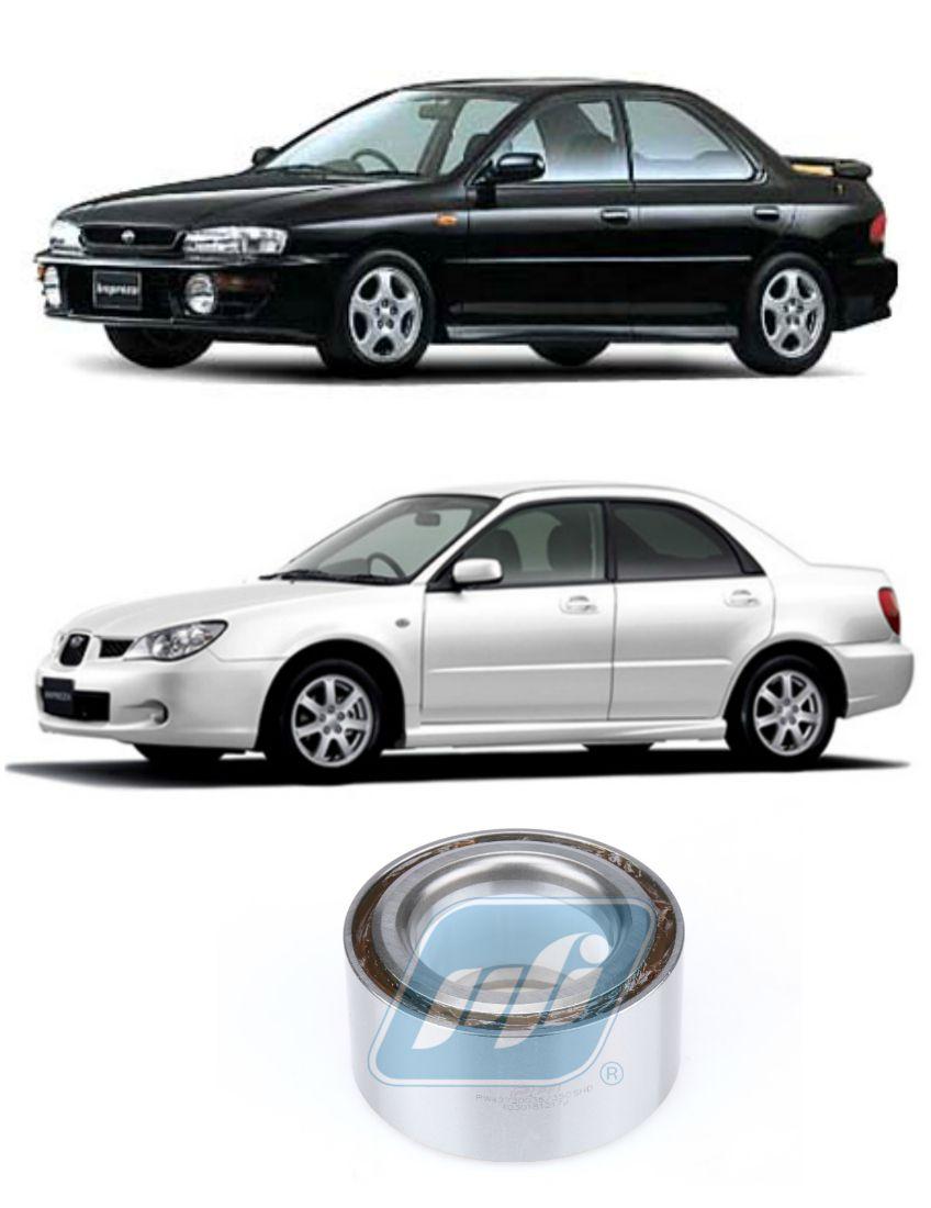 Rolamento de Roda Dianteira SUBARU Impreza 1992-2007, AWD e FWD