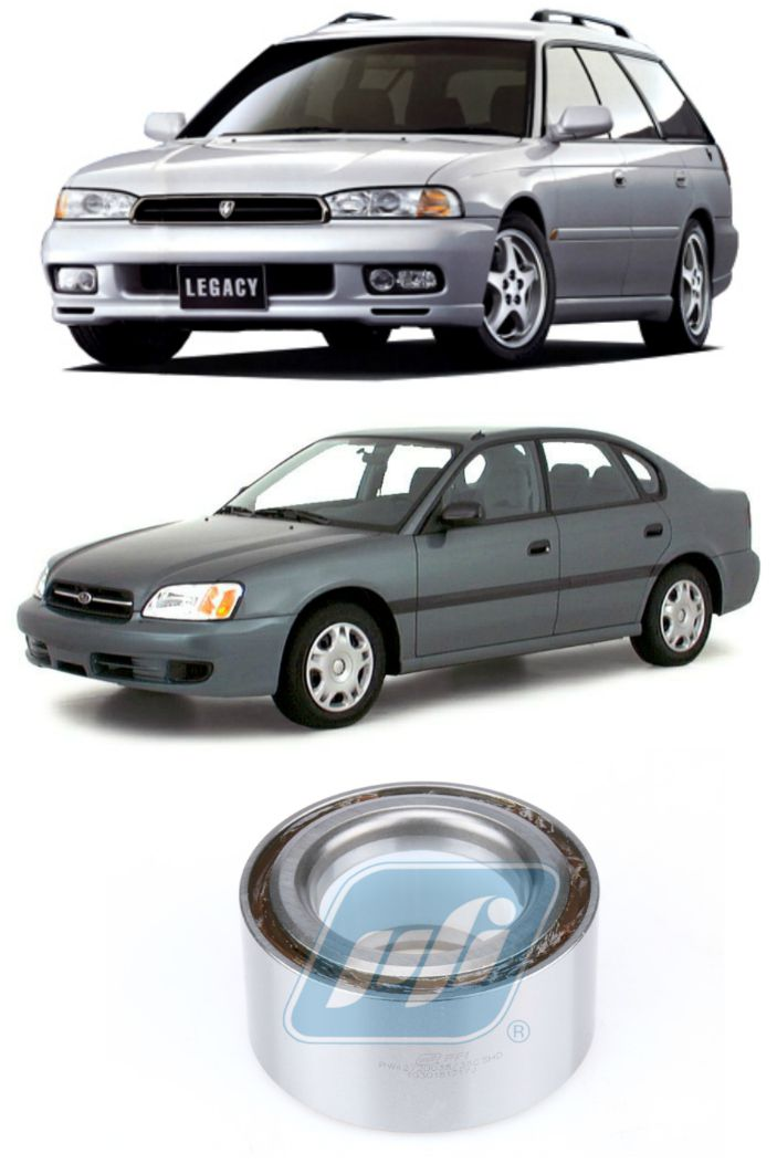 Rolamento de Roda Dianteira SUBARU Legacy 1990 até 2003