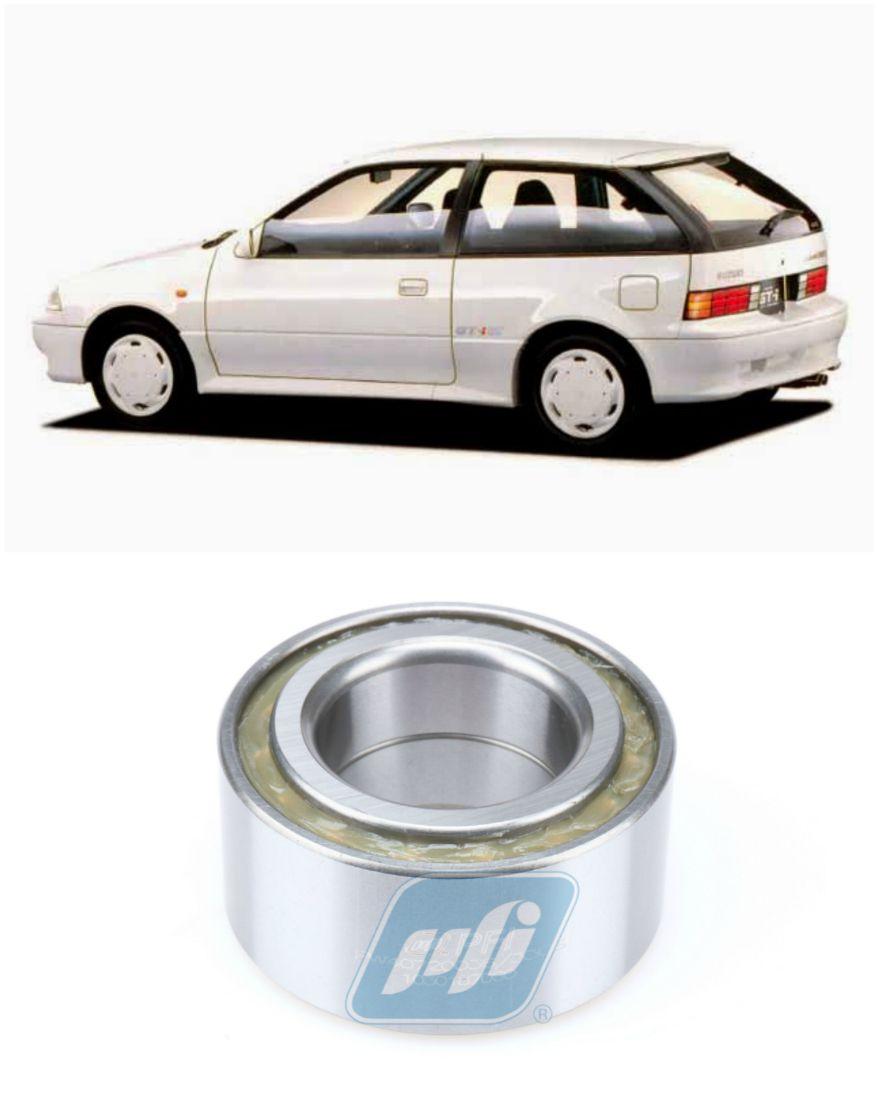 Rolamento de Roda Dianteira SUZUKI Swift (GT/GTI) 1989-2001