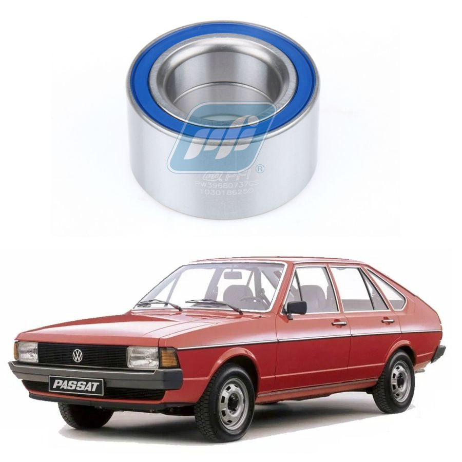 Rolamento de Roda Dianteira VW Passat 1979 até 1989
