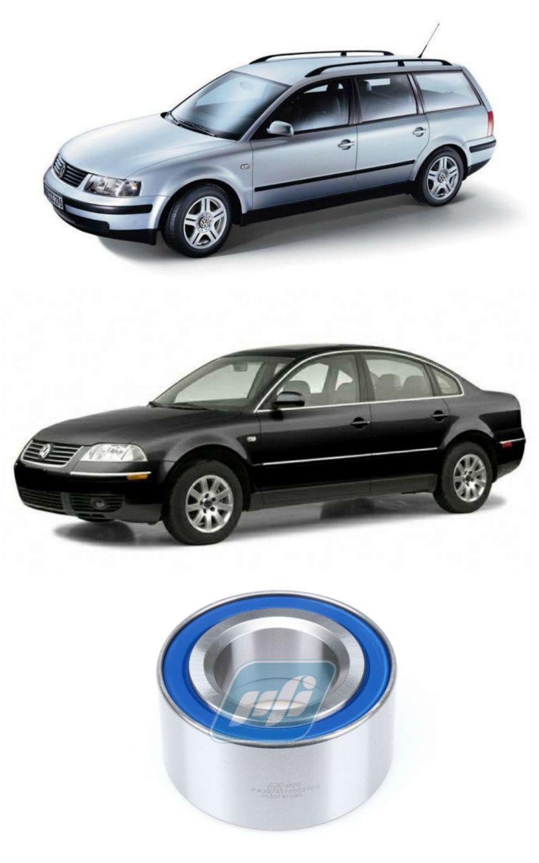 Rolamento de Roda Dianteira VW Passat 2000-2005, 75mm