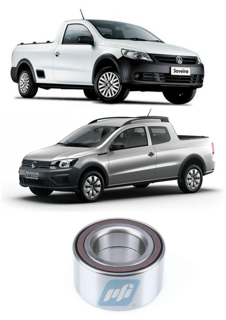 Rolamento de Roda Dianteira VW Saveiro 2009 até 2019 com ABS