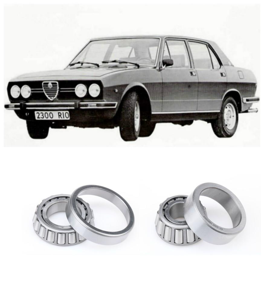 Rolamento de Roda Dianteiro ALFA ROMEO 2300 1975 até 1986