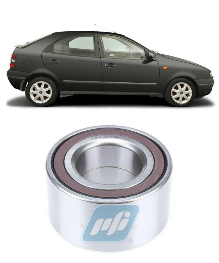 Rolamento de Roda Dianteiro FIAT Brava 1999 até 2005 com ABS