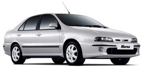 Rolamento de Roda Dianteiro FIAT Marea (1.6L/1.8L) 1998-2007, com ABS