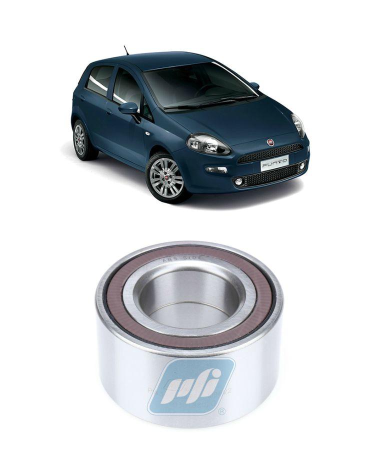 Rolamento de Roda Dianteiro FIAT Punto (1.6/1.8) 2008 até 2018, ABS