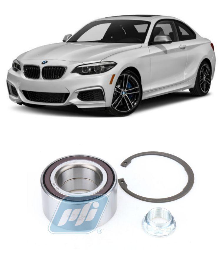 Rolamento de Roda Traseira BMW 228ix de 2013 até 2020