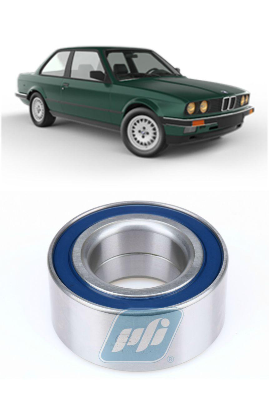 Rolamento de Roda Traseira BMW 316 1985-1990 com ABS