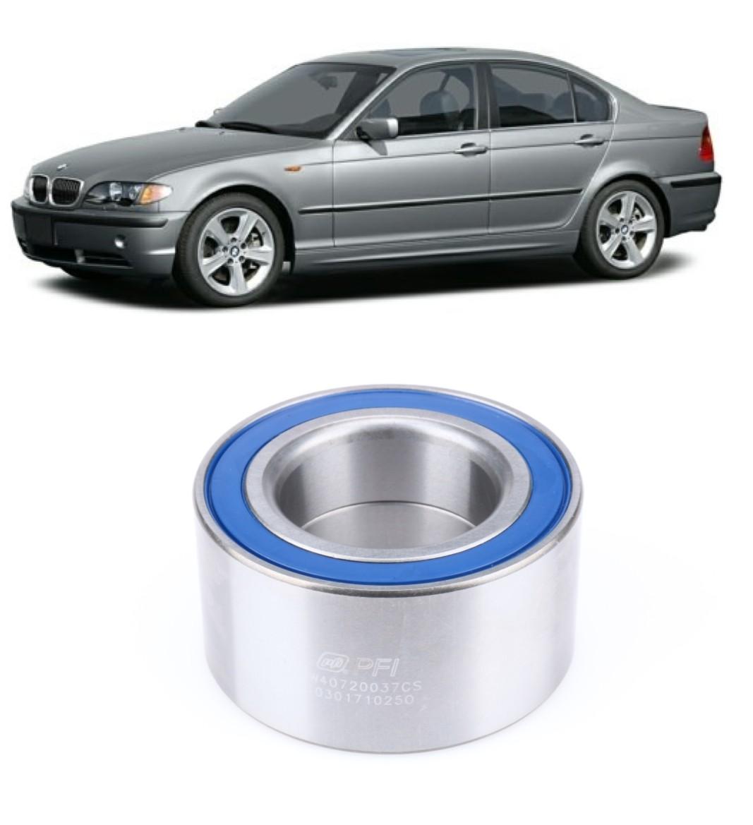 Rolamento de Roda Traseira BMW 318i 2000 até 2005