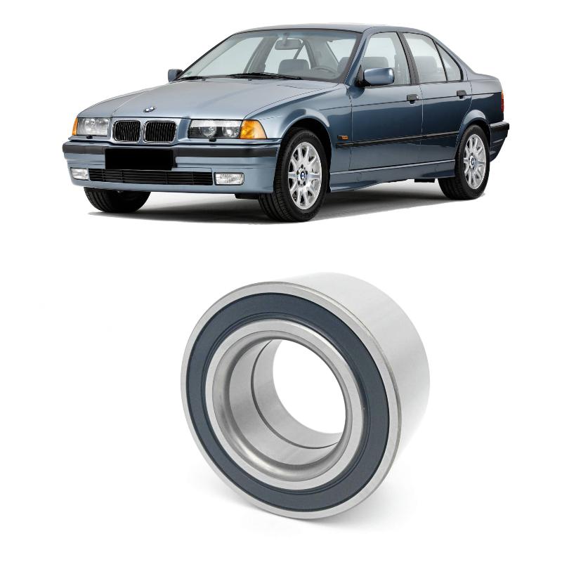 Rolamento de Roda Traseira BMW 325i 1990 até 1995, freio a tambor