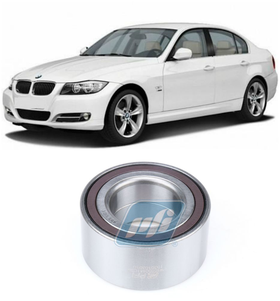 Rolamento de Roda Traseira BMW 335xi 2006 até 2013, com ABS