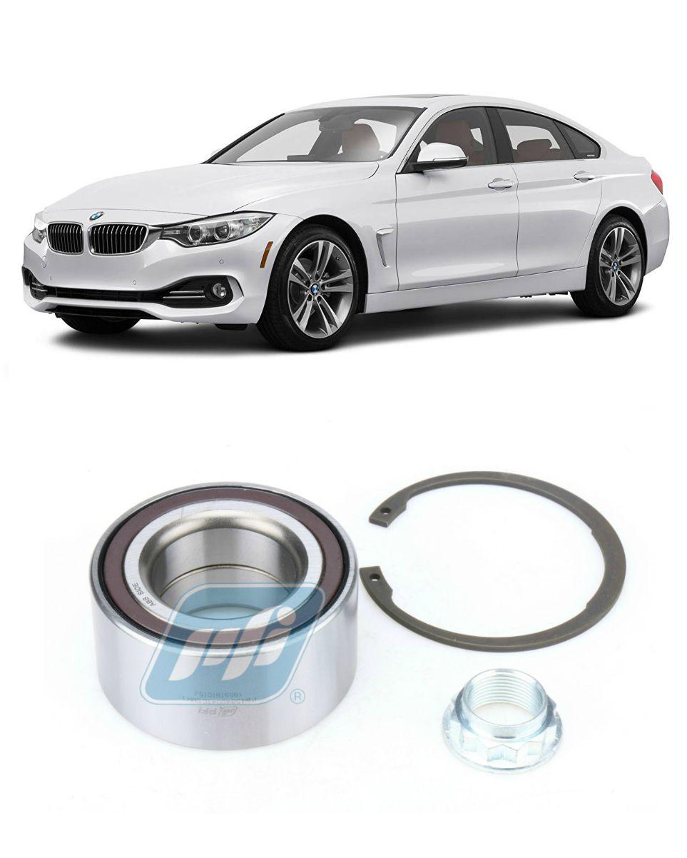Rolamento de Roda traseira BMW 435i 2014 até 2019, com ABS