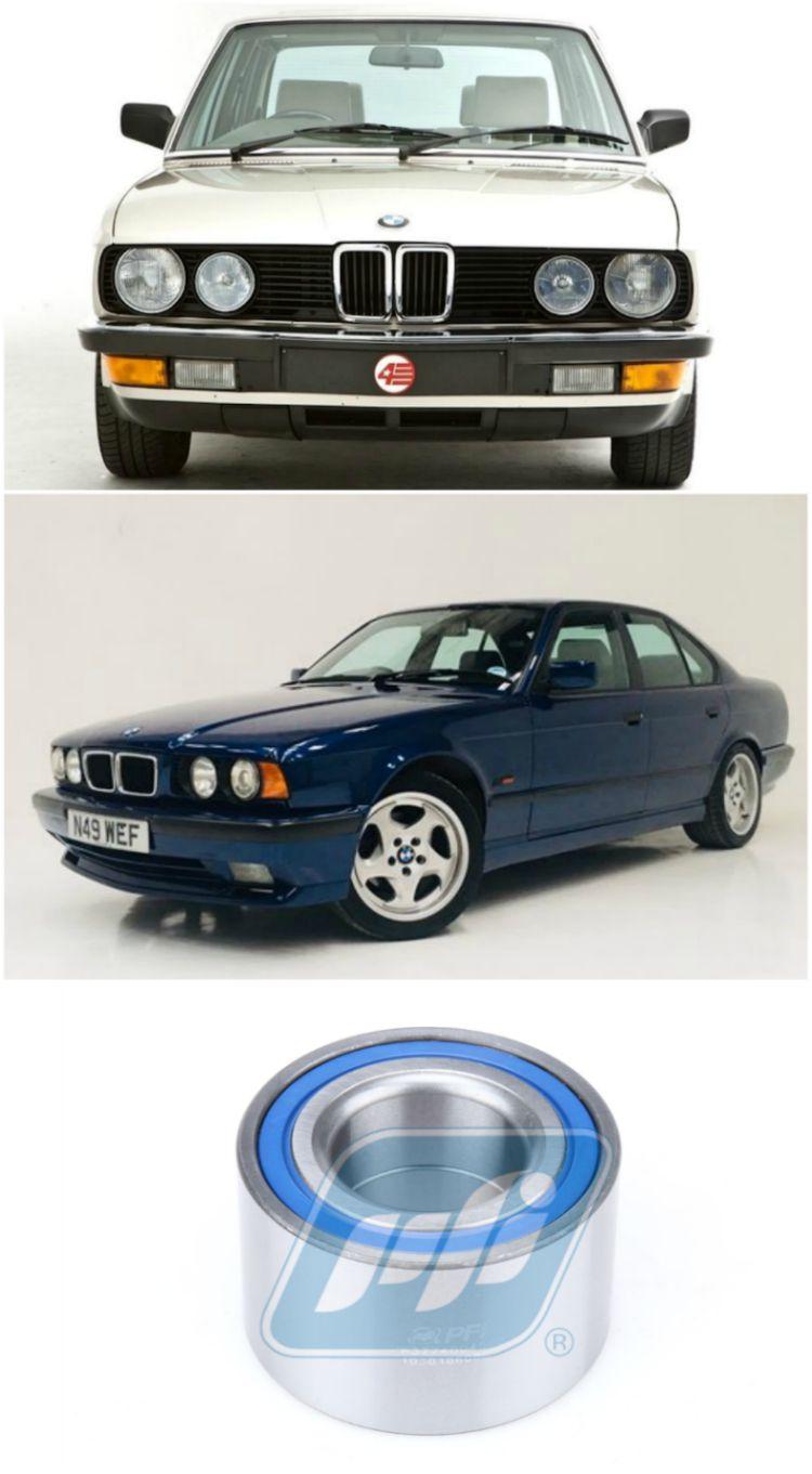 Rolamento de Roda Traseira BMW 520 1986 até 1995