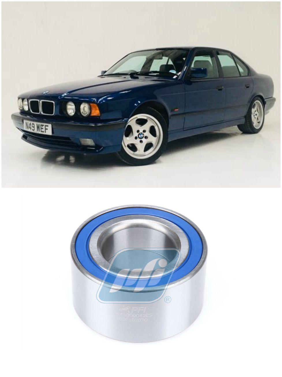 Rolamento de Roda Traseira BMW 530 1989 até 1995