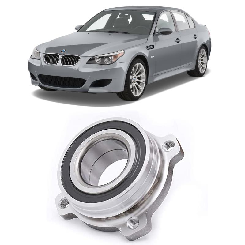 Rolamento de Roda Traseira BMW 550i de 2005 até 2010, com ABS