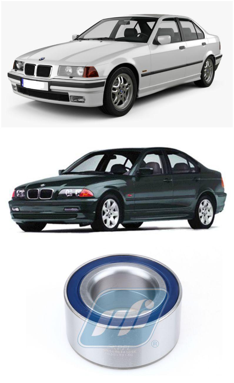 Rolamento de Roda Traseira BMW M3 1992 até 2006, com ABS