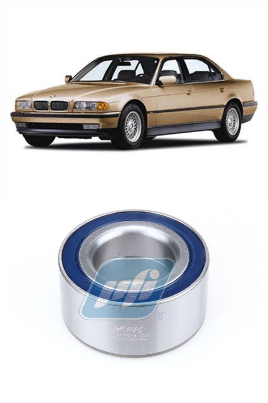 Rolamento de Roda Traseira BMW Serie 7 1995-2001, com ABS