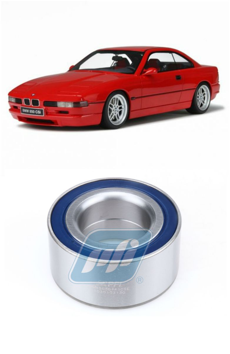 Rolamento de Roda Traseira BMW Serie 8 1993 até 1994, com ABS