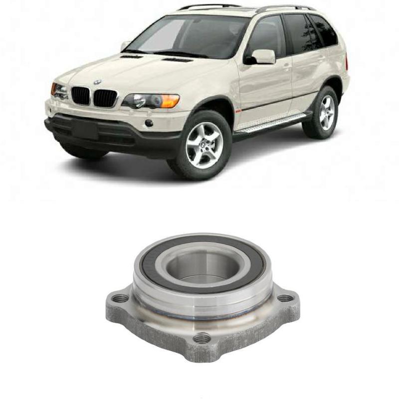 Rolamento de Roda Traseira BMW X5 2000 até 2006