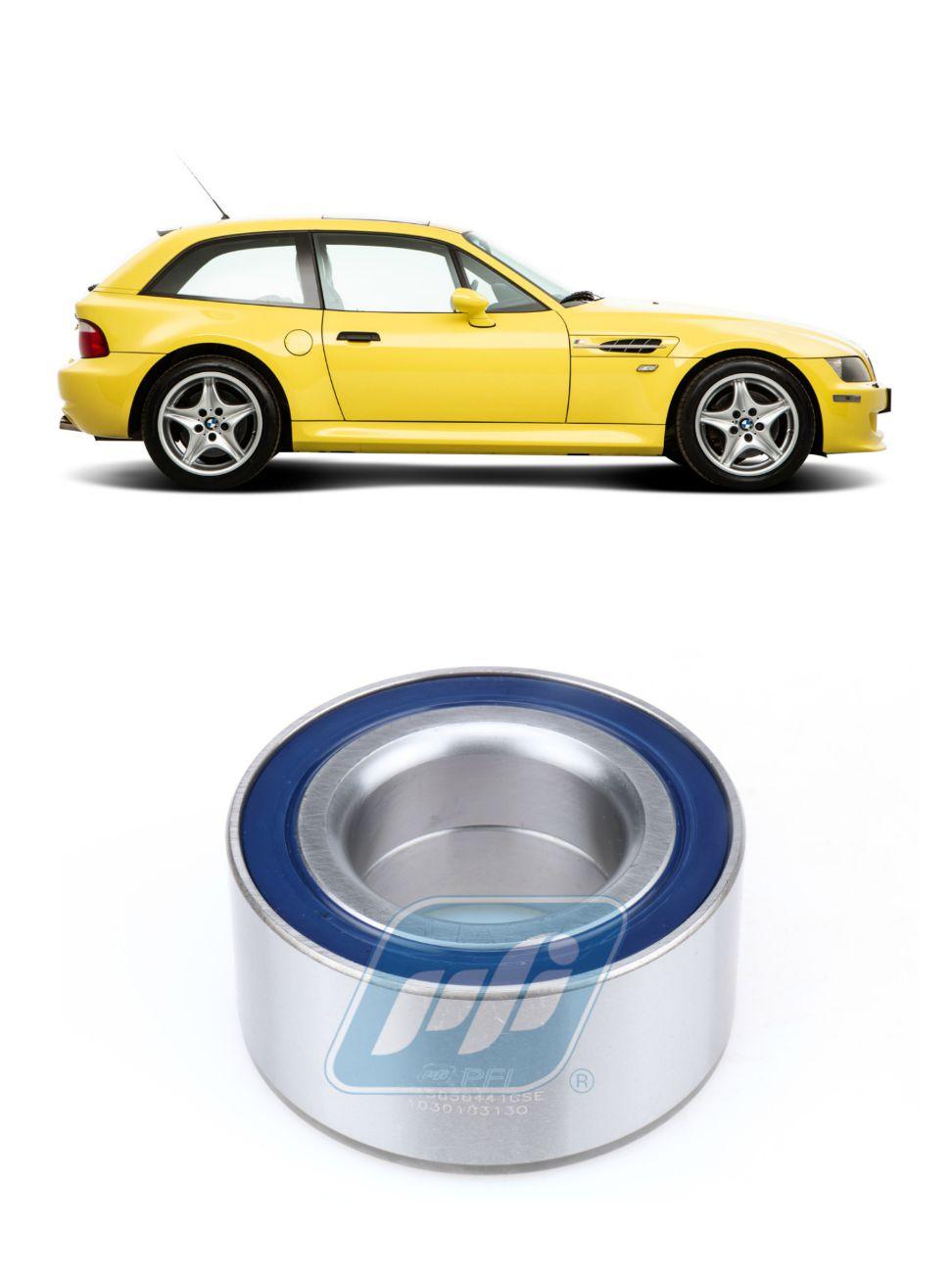 Rolamento de Roda Traseira BMW Z3M 1997 até 2001