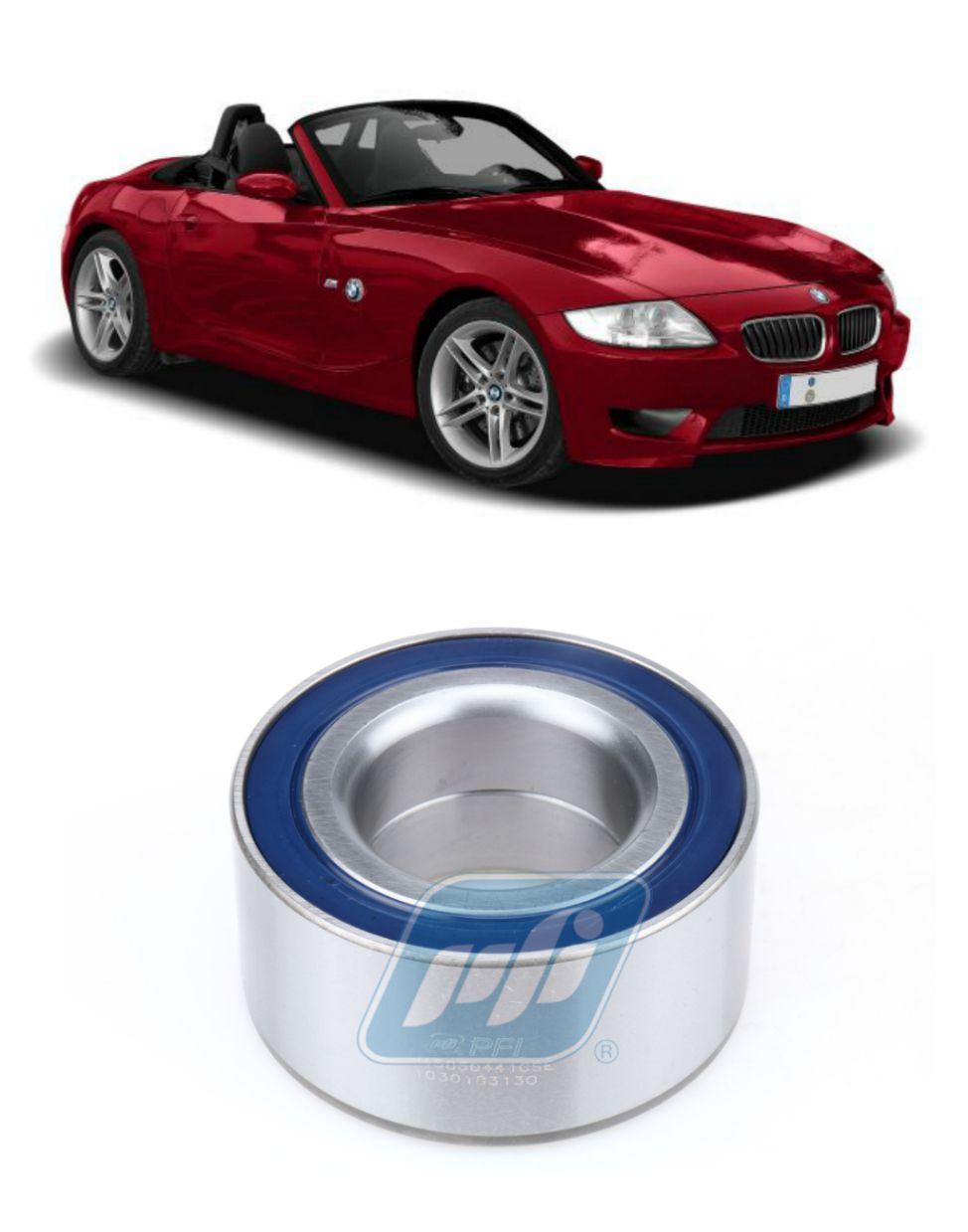 Rolamento de Roda Traseira BMW Z4M 2006-2008 com ABS