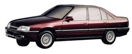 Rolamento de Roda Traseira CHEVROLET Omega (2.0/2.2) 1992-1999