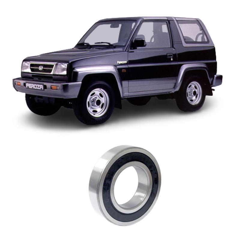 Rolamento de Roda Traseira Daihatsu Feroza de 1990 até 2002