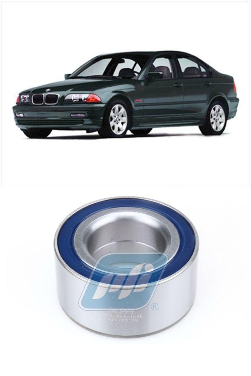 Rolamento de Roda Traseira e Dianteira BMW 330xi 2000 até 2005, com ABS