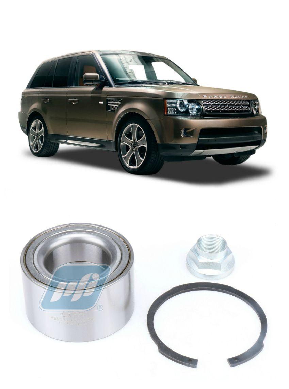 Rolamento de Roda Traseira LAND ROVER Range Rover Sport 2005-2013 4X4 com ABS