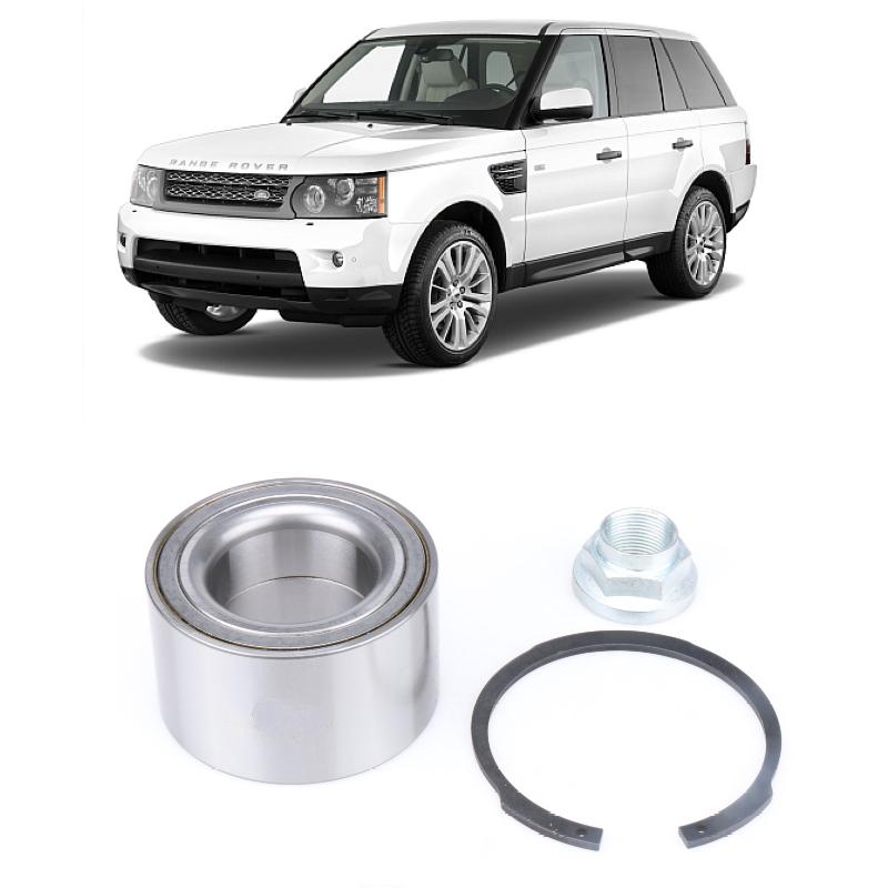 Rolamento de Roda Traseira LAND ROVER Range Rover Sport 2005 até 2013 4X4 com ABS