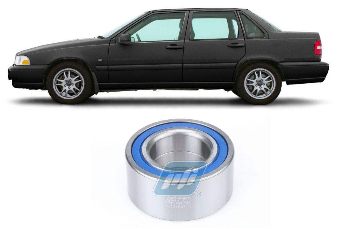 Rolamento de Roda Traseira Volvo S70 de 1996 até 2000, AWD